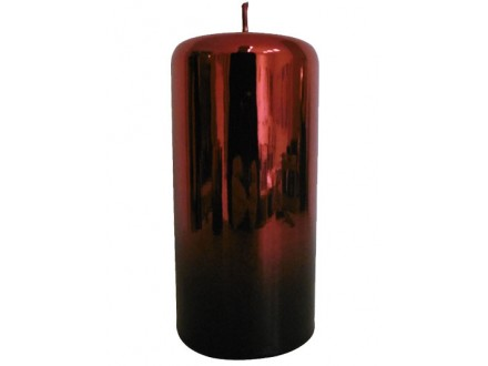 Sveća - Pillar, Dark Cherry