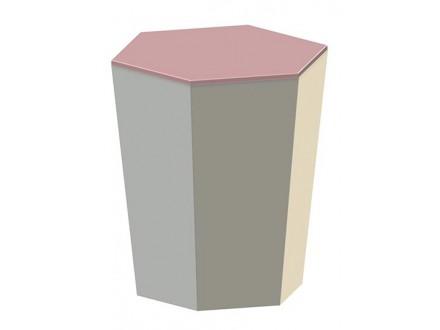 Sveća - Skittle, White and Pink
