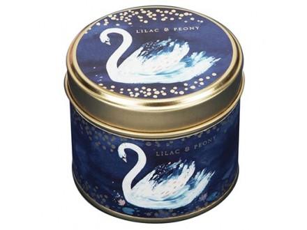 Sveća - Swan Lake, Lilac &; Peony - Swan Lake