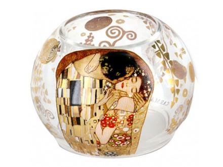 Svećnjak Tealight Holder Klimt The Kiss