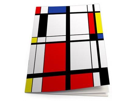 Sveska - Colour Block, Small Blocks