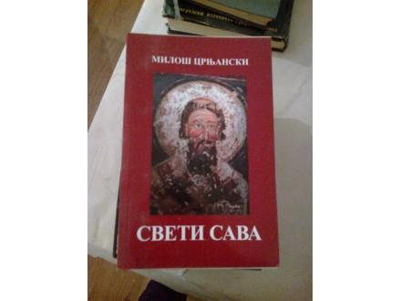 Sveti Sava - Miloš Crnjanski