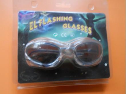 Svetleće LED naočare