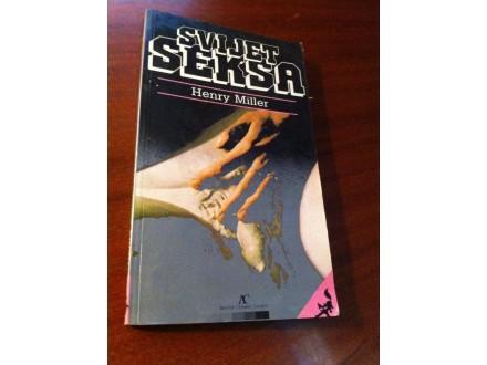 Svijet seksa Henry Miller