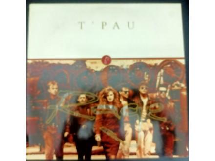T`Pau – Rage LP (Virgin ,1988)