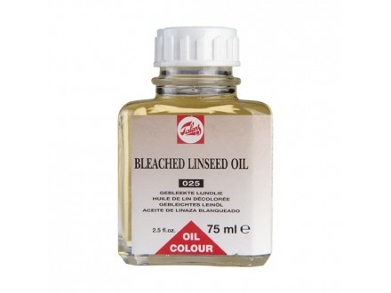 TALENS Oil Bleached Linseed oil 025 24280025