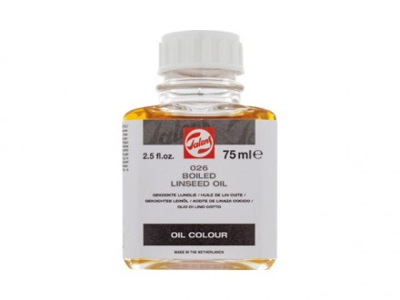 TALENS Oil Boiled linseed oil 026 24280026