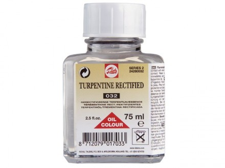 TALENS Oil Turpentine rectified 032 24280032