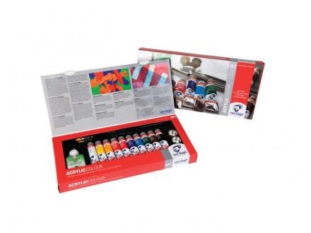 TALENS Van Gogh acrylic set 22820506