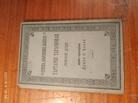 TARTAREN TARASKONAC - Alfons Dode 1911