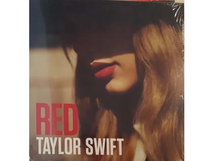 TAYLOR SWIFT - RED - LP dupli