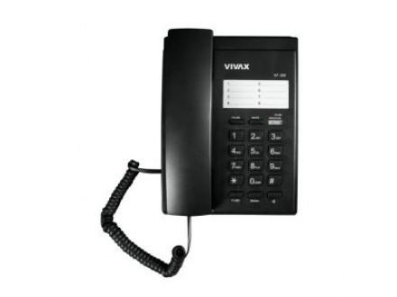 TELEFON VIVAX KF-300B CRNI