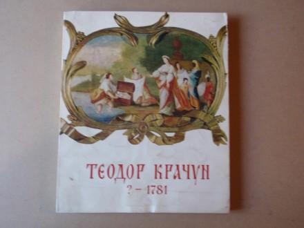 TEODOR KRAČUN - Katalog izložbe