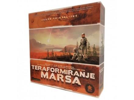 TERAFORMIRANJE MARSA (Terraforming Mars) društvena igra