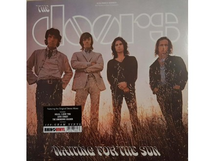 THE DOORS - Waiting for the sun LP