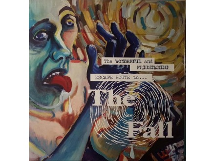 THE FALL- THE WONDERFUL AND FRIGHTENING ESCAPE ROUTE TO