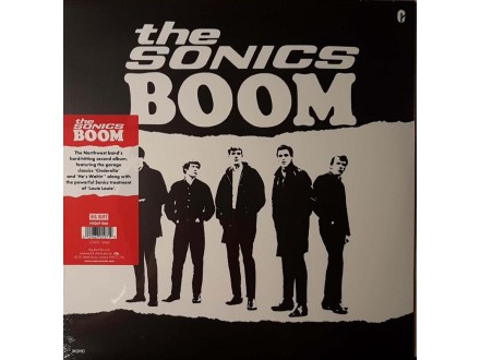 THE SONICS - BOOM - LP