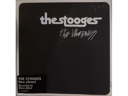 THE STOOGES - THE WEIRDNESS - CD
