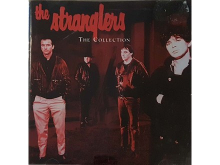 THE STRANGLERS - THE COLLECTION - CD
