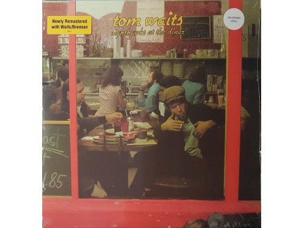 TOM WAITS - NIGHTHAWKS AT THE DINER