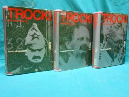 TROCKI I-III Isaac Deutscher