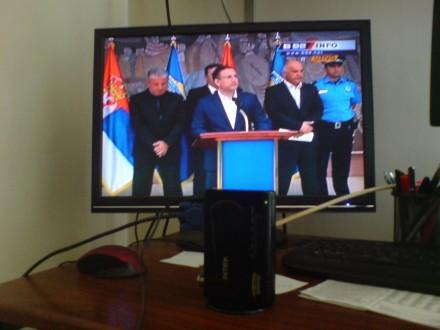 TV karta Externa Intex LCD TV SkyPro -193FM