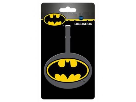 Tag za kofer - DC Comics, Batman Logo - DC Comics