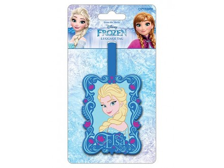 Tag za kofer - Frozen Elsa - Frozen