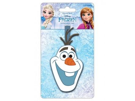 Tag za kofer - Frozen Olaf - Frozen