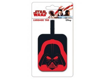 Tag za kofer - Star Wars, Darth Vader Helmet - Star Wars