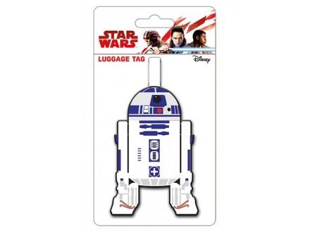 Tag za kofer - Star Wars, R2-D2 - Star Wars