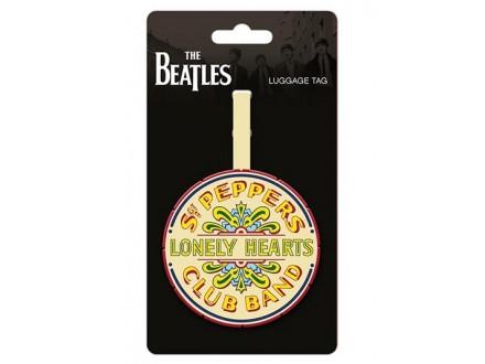 Tag za kofer - The Beatles, Sgt. Pepper Logo