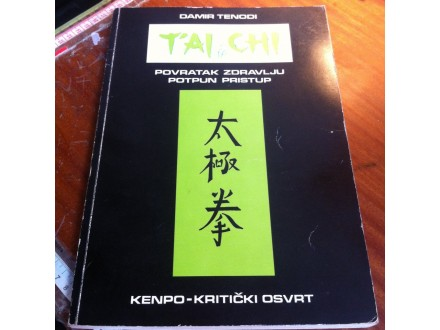 Tai Chi povratak zdravlju potpun pristup Tenodi