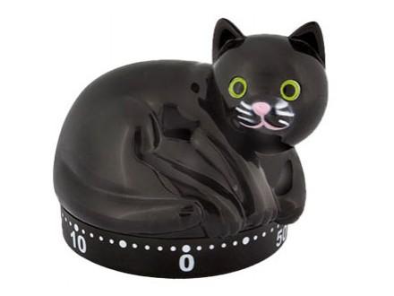 Tajmer - Black Cat - A table et en cuisine