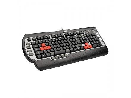 Tastatura gejmerska zicna X7 G800V 3xFast (YU) A4TECH