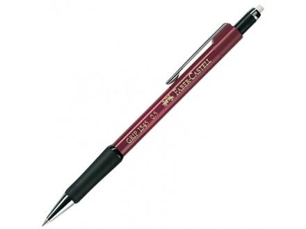 Tehnička olovka, Grip, 0.5,Crvena - Faber-Castell