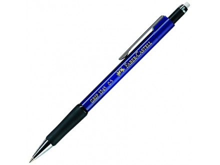 Tehnička olovka, Grip, 0.5, Plava - Faber-Castell