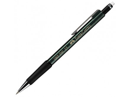 Tehnička olovka, Grip, 0.5, Zelena - Faber-Castell