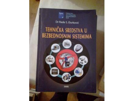Tehnička sredstva u bezbednosnim sistemima - Đurković