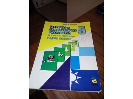 Tehničko i informatičko obrazovanje 5 radna sveska Eduk