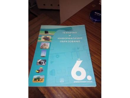 Tehničko i informatičko obrazovanje 6 - Popov Tešan