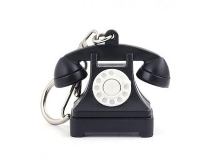 Telephone Sound Keychain - Kikkerland