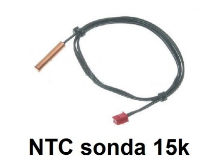 Temperaturna sonda 110℃ - NTC - 0.4m - 15k oma