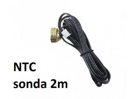 Temperaturna sonda 110℃ - NTC - sa magnetom - 2m