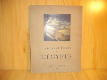 Temples et Tresors de L`Egypte