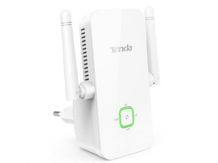 Tenda A301 WiFi ripiter/router 300Mbps Repeater Mode Client+AP white