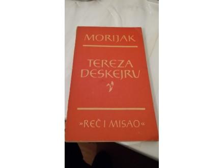 Tereza deskejru - Morijak