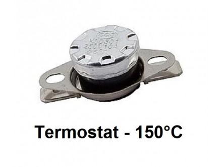 Termostat - 150°C - 10A - 250V - NC