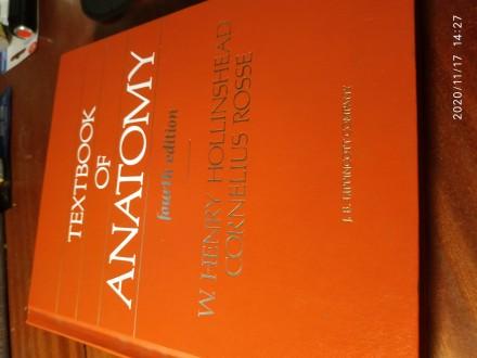 Textbook of anatomy Rosse