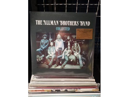 The Allman Brothers band- Collected